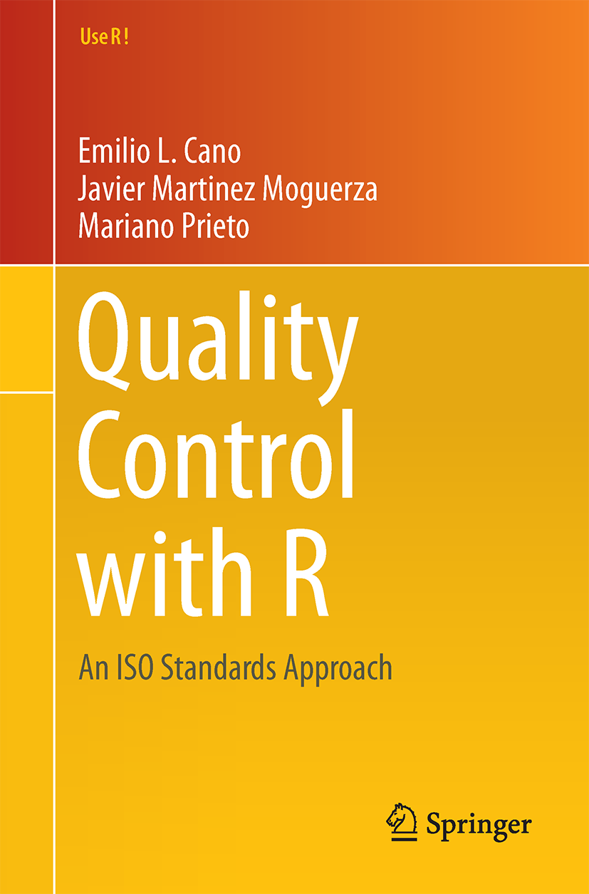 SixSigma Package - Quality Control with R